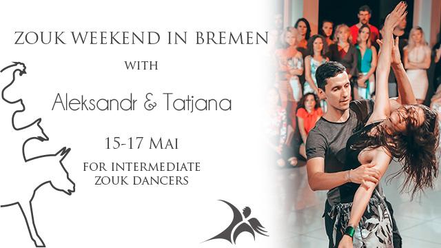 Zouk-Weekend - Aleksandr & Tatiana